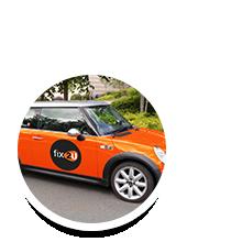 fix2u iphone repair brisbane car