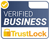 TrustLock Verified Business Badge