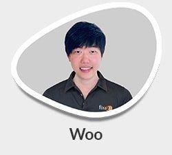 fix2U Mobile Phone Repair Technician Woo